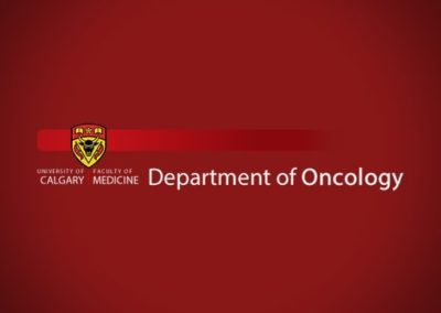 Department of Oncology